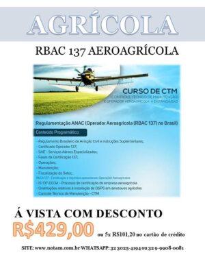 RBAC 137 Aeroagrícola