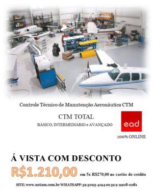 CTM TOTAL Básico, Intermediário e Avançado